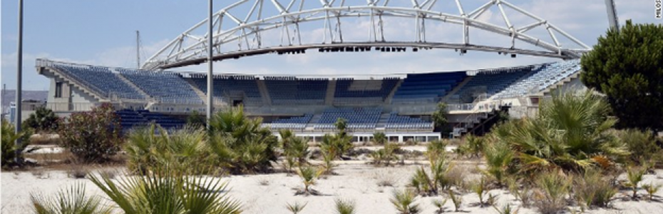Faliro Olympic Complex Athens, Greece
