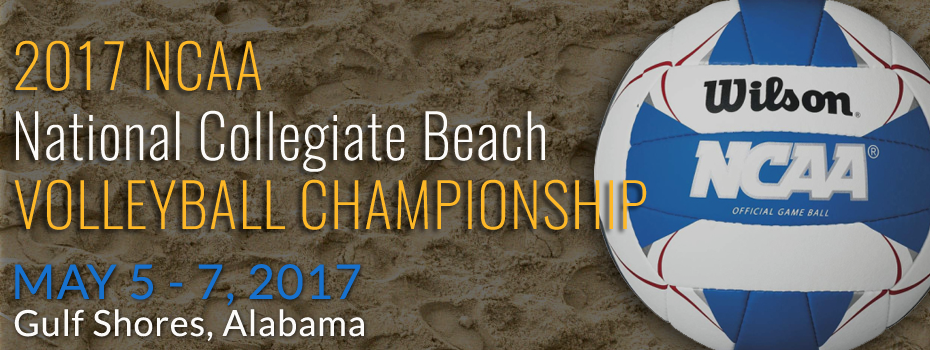 2017 NCAA National Collegiate Beach Volleyball Championship